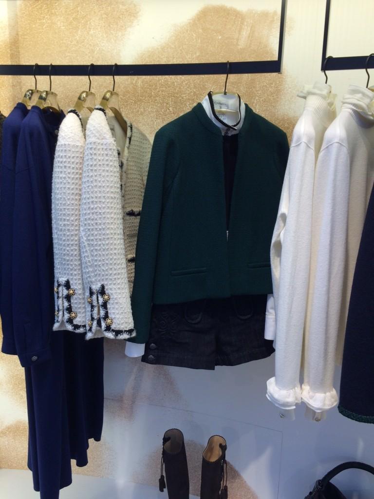 Chanel Trachtenkollektion St. Tropez Lieblingsstil
