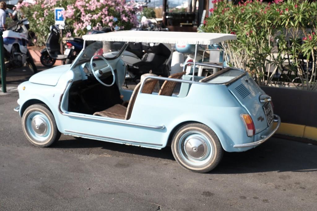 Fiat, himmelblau, ciel bleu, blue, Lieblingsdinge, Lieblingsstil 1
