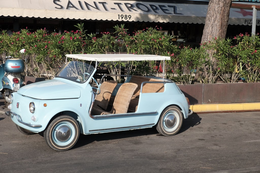 Fiat, himmelblau, ciel bleu, blue, Lieblingsdinge, Lieblingsstil