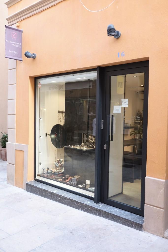 Francesca Donà, Juweliergeschäft, St. Tropez, jewelry shop, Lieblingsstil