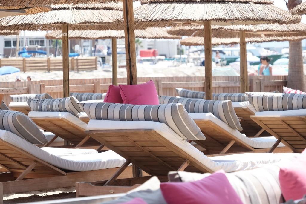 Havanna Plage, Havanna Beach, Ste. Maxime, Lieblingsstil