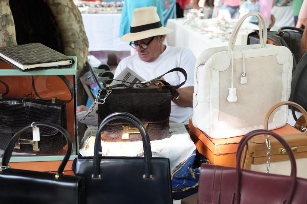Historische Hermès Taschen, Hermès bags Lieblingsstil