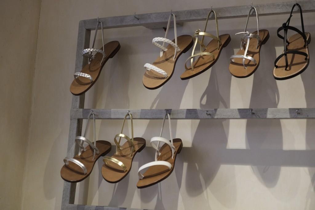 Sandalen, sandals, sandales, Latchen, Rondini St. Tropez Lieblingsstil
