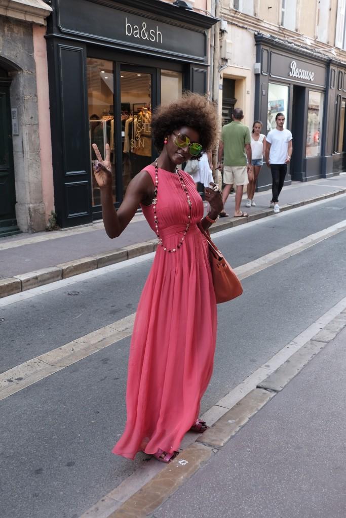 Street style St. Tropez, Lieblingsstil, 1