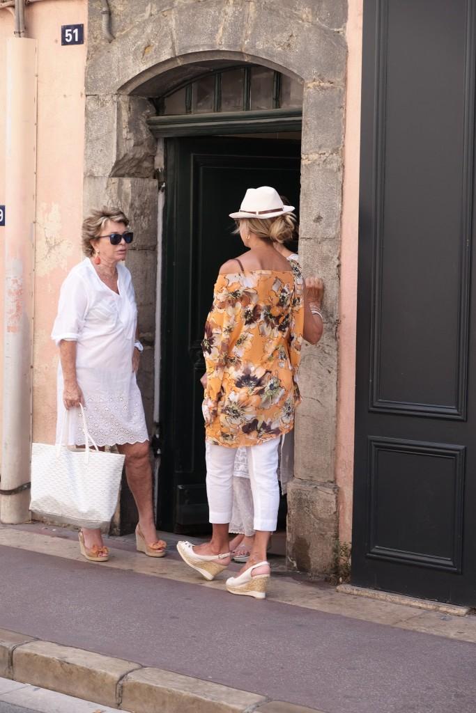Très chic St. Tropez Lieblingsstil