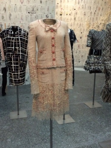Chanel Haute Couture, Chanel Collectio 2003, Lieblingsstil