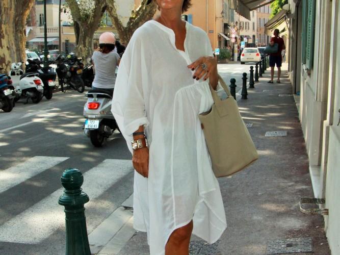 Street Style St. Tropez, schlicht & edel, Lieblingsstl