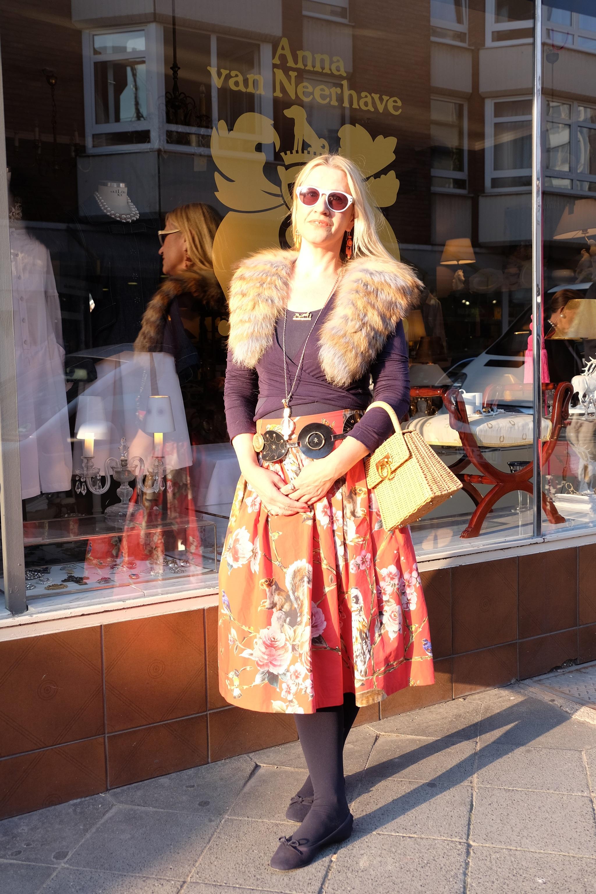 Fashion Street Style Paris