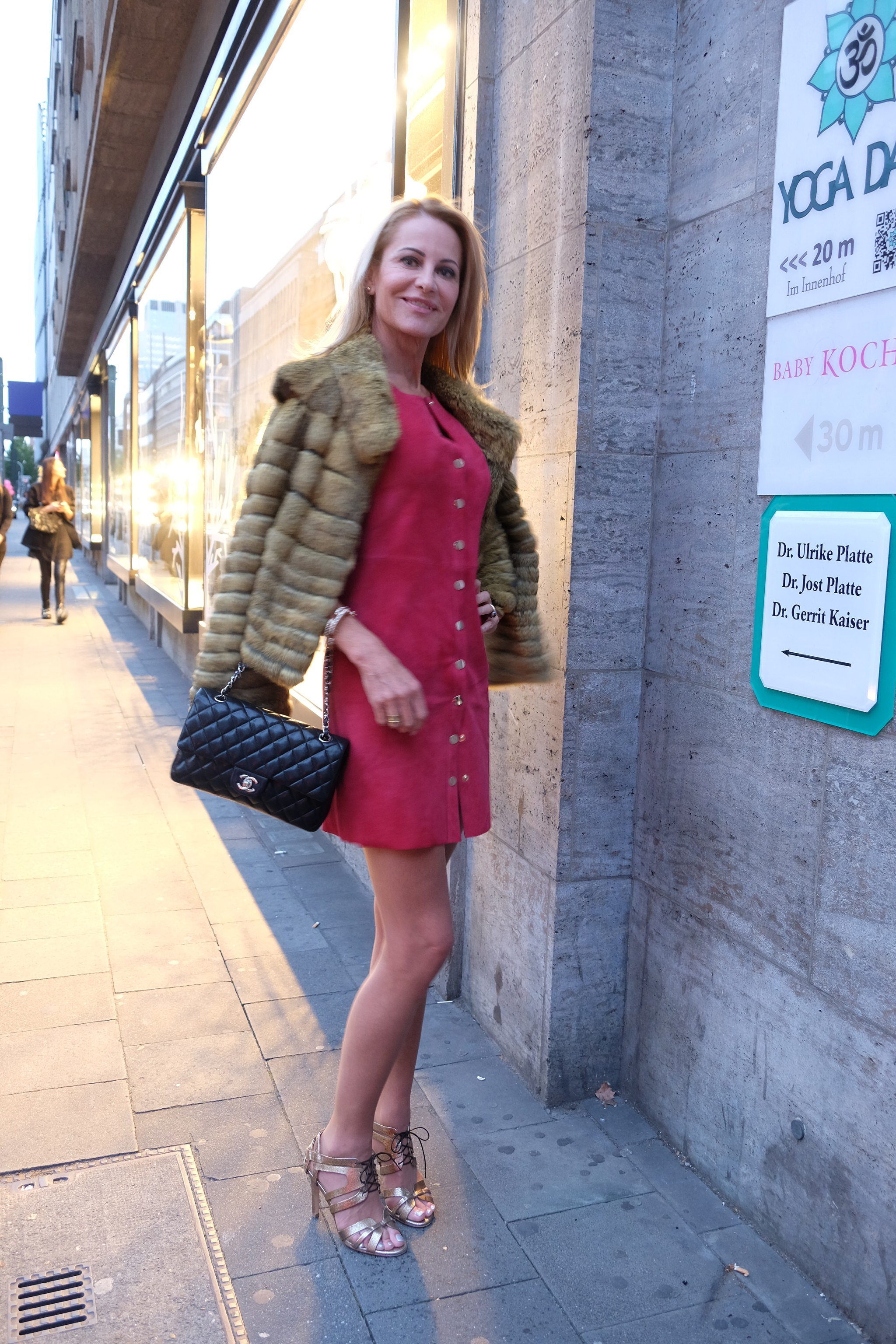 Vogue Fashion Night: Street-style