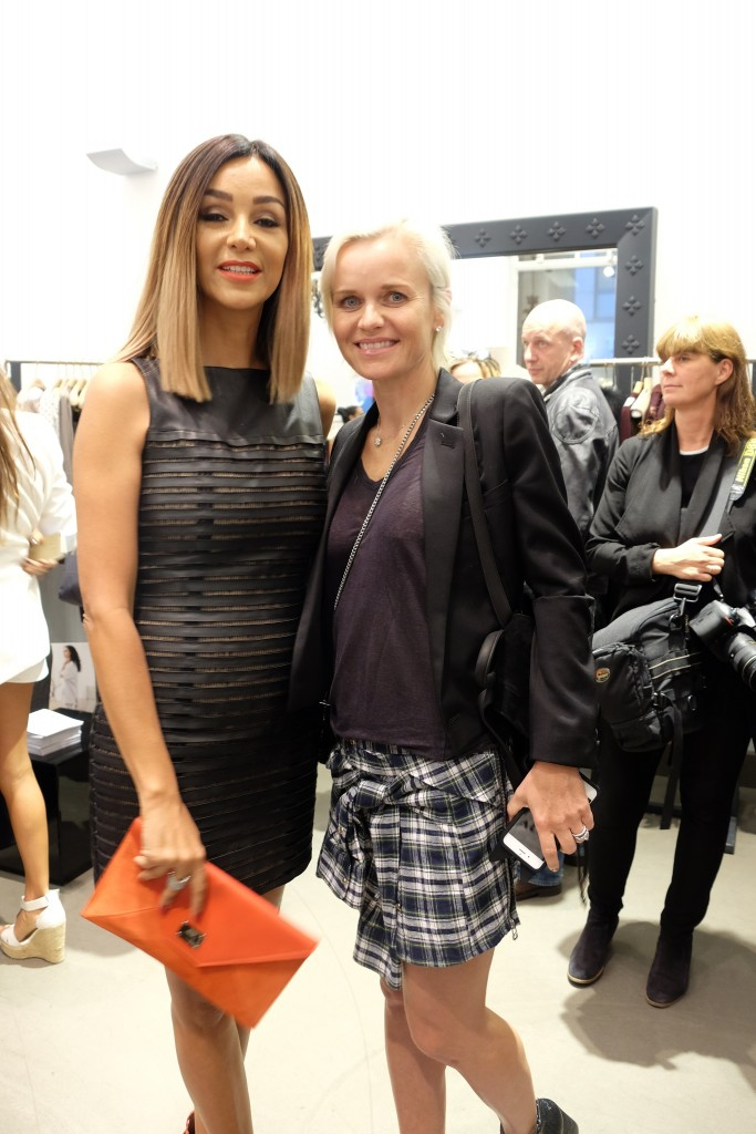 Verona Pooth, Barbara Sturm, Fashion Night 2015, Jades