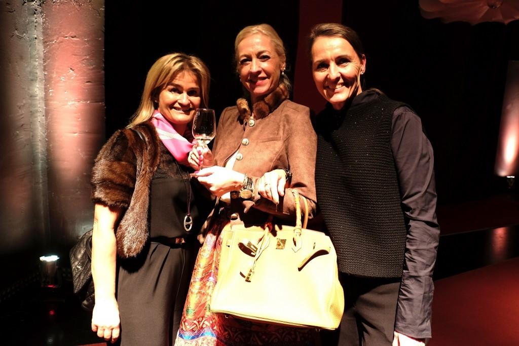 Damen bei Hermès, Eventstyle Hermès, Gäste bei Hermès, Lieblingsstil,1