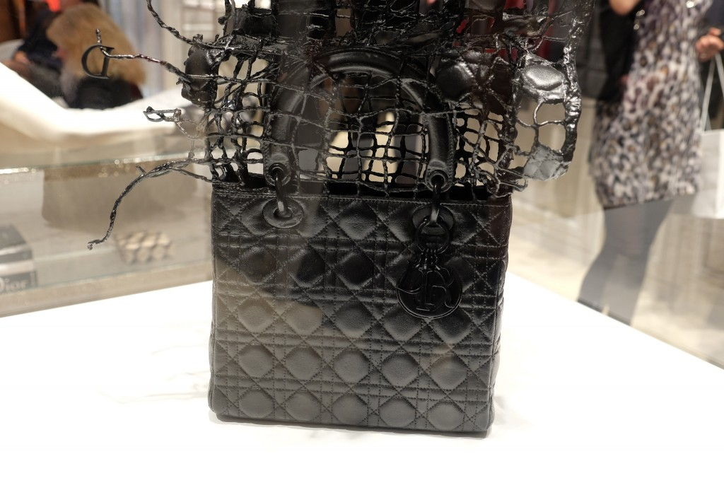 Dior Tasche, Olympia Scarry, Lieblingsstil