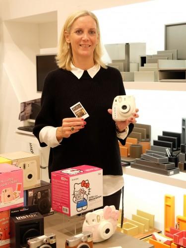 Stefanie Kluth-Franzen, Franzen, Fujifilm Sofortbildkamera, Lieblingsstil