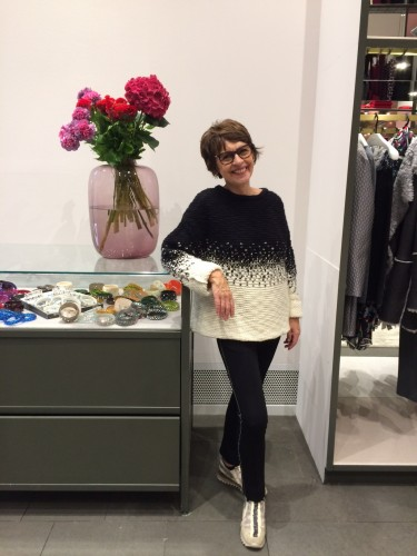 Super Style, Lieblingsstil, Ingrid Puschmann bei Dorothee Schumacher