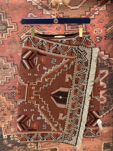 Tory Burch Marrakesh Collection, Tory Burch Holiday Collection, Tory Burch Kelim, Rock mit Fransen, Apropos Tory Burch, Lieblingsstil, 1