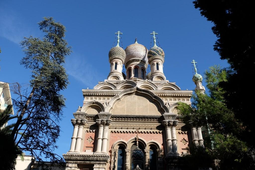 orthodoxe Kirche Sanremo, Lieblingsstil