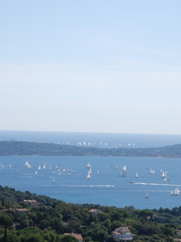 white sails golf of St. Tropez, Lieblingsstil