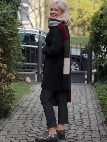 0039 Italy, 0039Italy, XL Schal von 0039 Italy, XXL Schal, langer Schal, großer Schal, gestreifter Schal, Mega Schal, Lieblingsstil,2