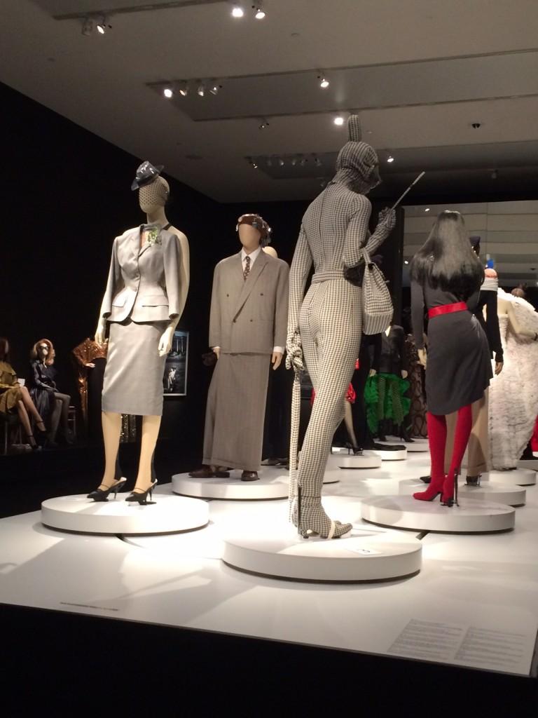 Jean Paul Gaultier exhibition, Munich, Lieblingsstil