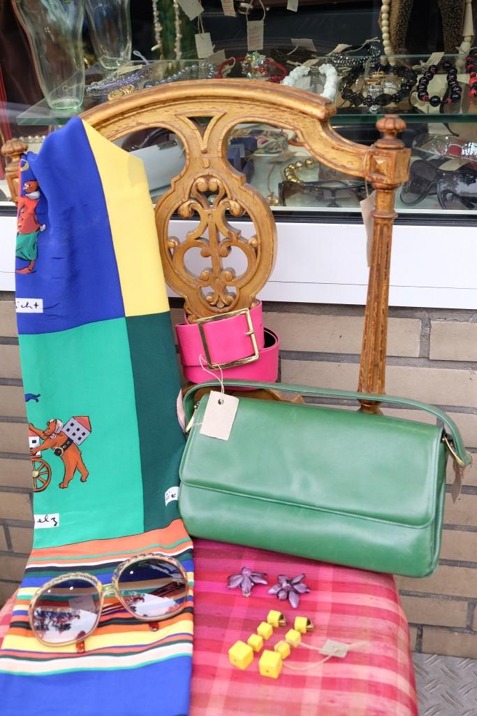 Vintage Accessoires, Gürtel YSL rive gauche, Britte Christian Dior, Carsten Heinrichs, Jacke wie Hose Düsseldorf, Lieblingsstil