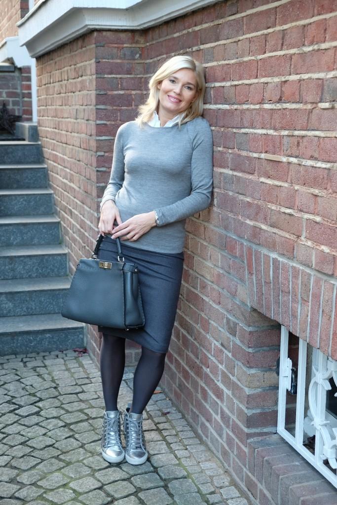 Brunello Cucinelli, Sneakers DKNY, DKNY, DKNX Sneakers, classical look, klassischer Look, Modeblogger Lieblingsstil, Fashionblogger Lieblingsstil