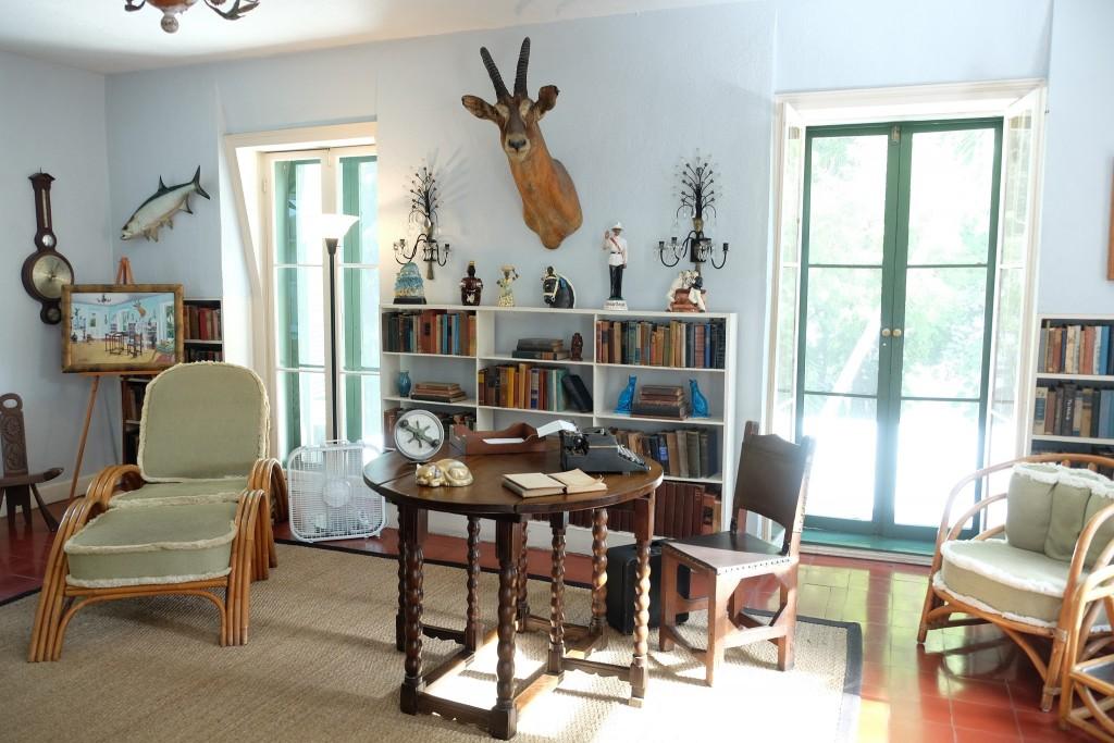 Hemingways Arbeitszimmer, Hemingway workroom, Ernest Hemingway Arbeitszimmer, Ernest hemingway workroom, Lifestyleblog Lieblingsstil, Lieblingsstil, Lifestyle Blog Lieblingsstil
