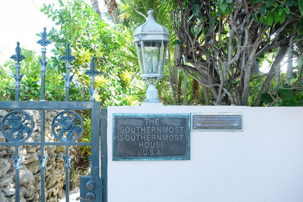 The Southern Most House of the USA, Lifestyle Blog Lieblingsstil