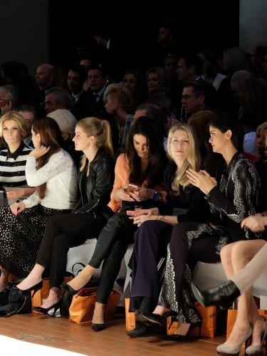 Front Row Breuninger Show, Breuninger Fashion Show Böhler Werke, Fashionblogger Lieblingsstil, Modeblog Lieblingsstil, Fashionblog Lieblingsstil