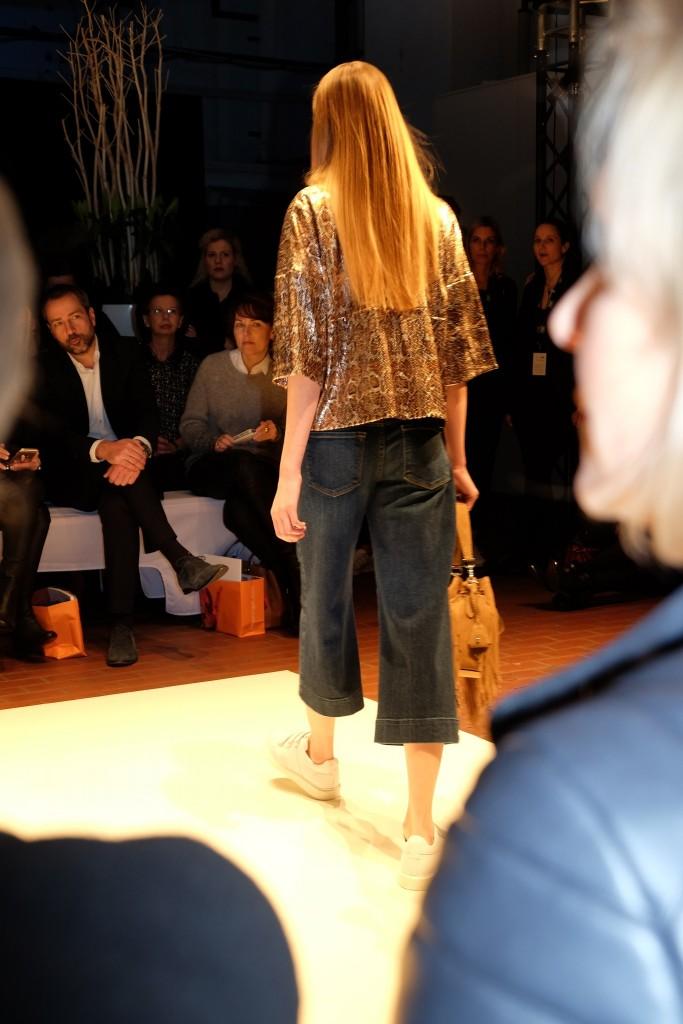 Platform Fashion, Breuninger Runway Show 2016, Breuninger Fashion Show Böhler Werke, Fashionblog Lieblingsstil, Modeblog Lieblingsstil, Fashionblogger Lieblingsstil, Jeans Culotte