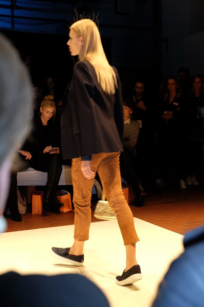 Platform Fashion, Breuninger Runway Show 2016, Breuninger Fashion Show Böhler Werke, Fashionblog Lieblingsstil, Modeblog Lieblingsstil, Fashionblogger Lieblingsstil, Lederhose cognac