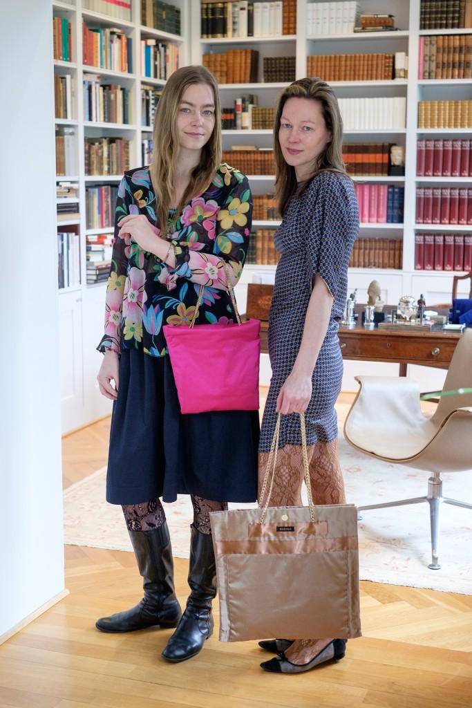 Marikas Bags, Marikas DAYYDS Shopper, Marikasbags, Simone und Iris Kuechler, Modeblog Lieblingsstil, Fashionblog Lieblingsstil. Fashion Blogger Lieblingsstil