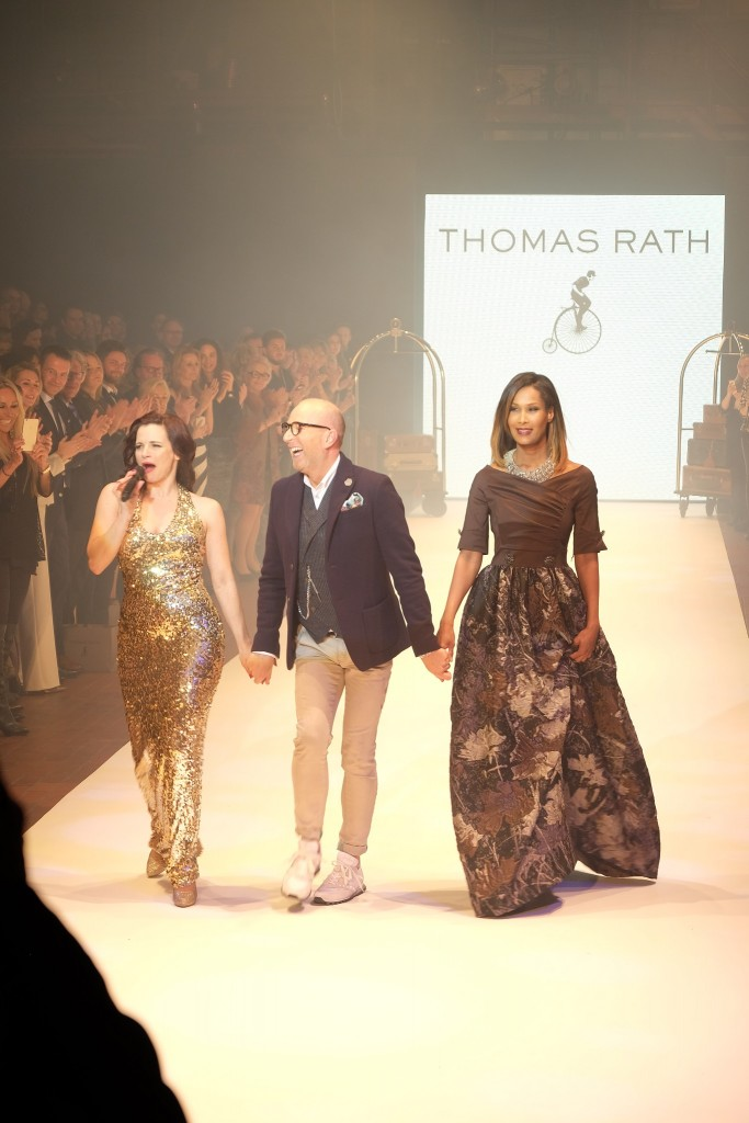 Thomas Rath, Thomas Rath Fashion Show, Thomas Rath Modenschau, Abendkleid Thomas Rath, evening dress, Modeblog Lieblingsstil, Fashionblog Lieblingsstil, Fashionblogger Lieblingsstil