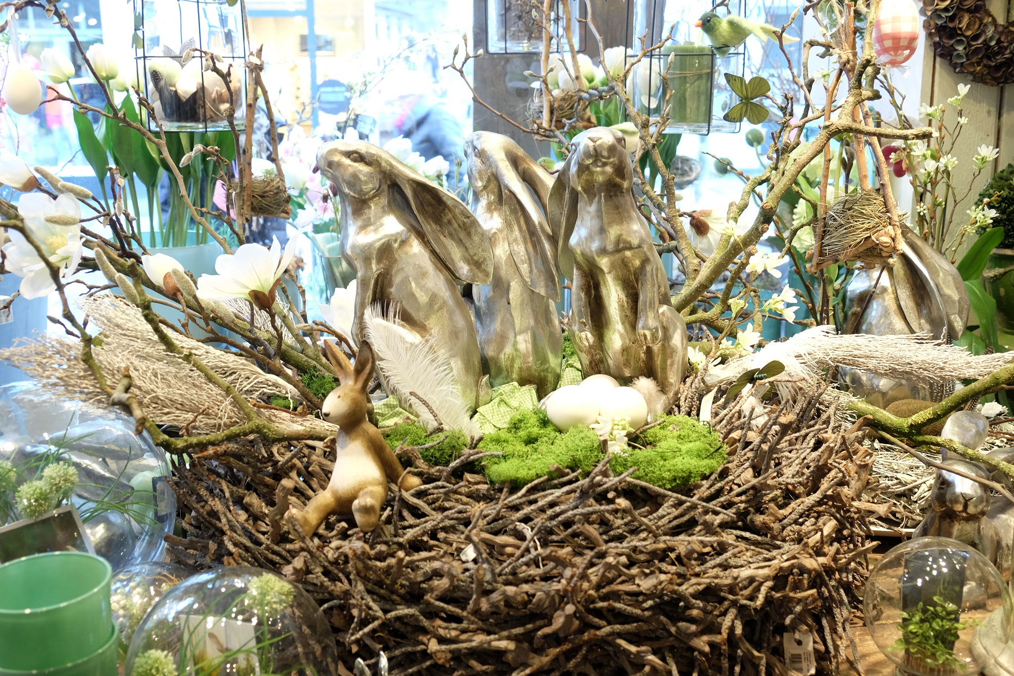 Easter decoration lieblingsstil - Dekoration ostern ...