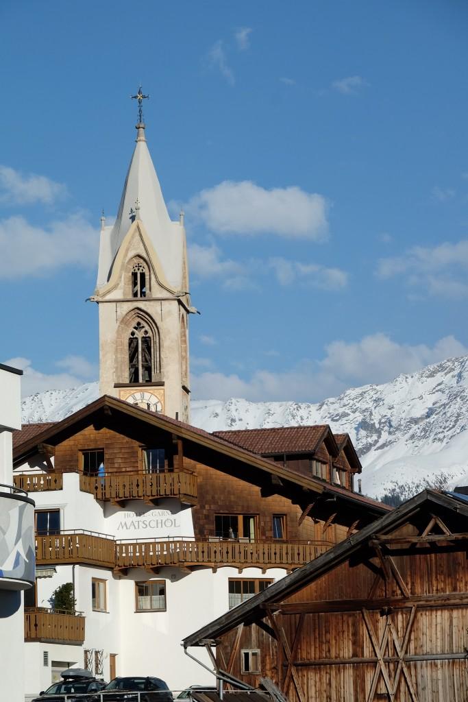 Kirche Serfaus, Ort Serfaus, Serfaus Österreich, Skiort Serfaus, Lifestyleblog Lieblingsstil, Lifestyle Blog Lieblingsstil