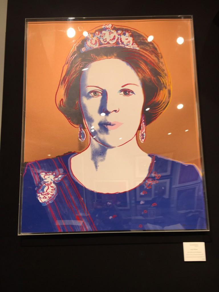 Queen Beatrix Andy Warhol, Tefaf Maastricht, Lifestyle Blog Lieblingsstil, Lifestyleblog Lieblingsstil, Blog ü40