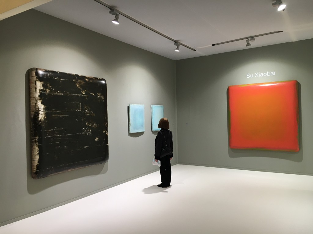 Su Xiaobai one of China´s most distinctive ainters, Pearl Lam Galleries, Lifestlye Blog Lieblingsstil, Lifestyle Blogger Lieblingsstil, TEFAF Maastricht