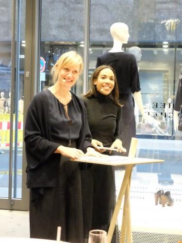 Anna Schudt, Anna Schudt Schauspielerin, Anna Schudt bei Dorothee Schumacher, Lifestyle Blog Lieblingsstil, Modeblog Lieblingsstil, Mode Blog Lieblingsstil