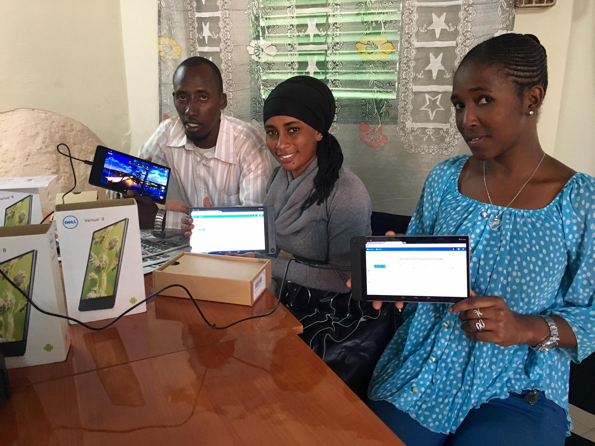 BARAKA Blogger mit DELL Tablets, you sTiftung, Ute Ohoven, Lifestlye Blog Lieblingsstil