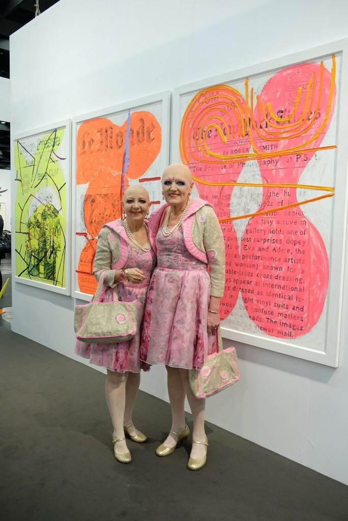 Eva&Adele, evaadele, Art Cologne, Kunstmesse Köln, Lifestlyeblog Lieblingsstil, Lifestlye Blog Lieblingsstil
