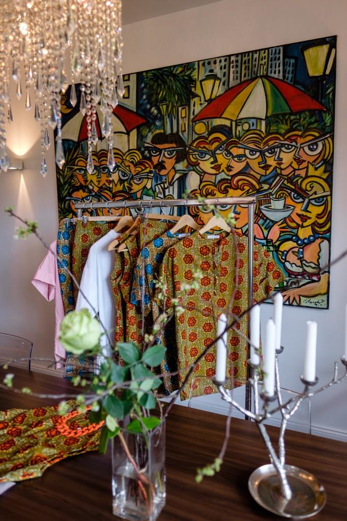 Lieblingsstil Label, Petra Dieners, Lieblingsstil Kollektion, Sommermode 2016, Tunika Blumen, Lieblingsstil Collection, Modeblog Lieblingsstil, Fashionblog Lieblingsstil