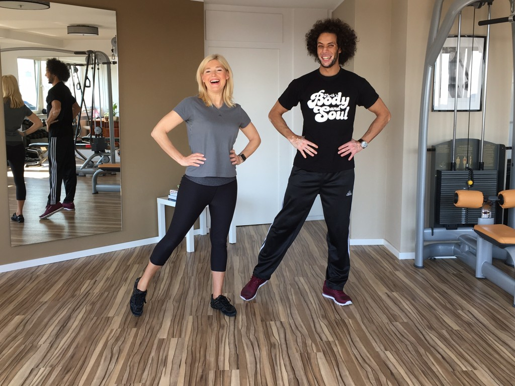 Tarik´s Body and Soul, Fitness für zu Hause, Finess at home, ü40, Lifestyle Blog, Modeblog, Lieblingsstil