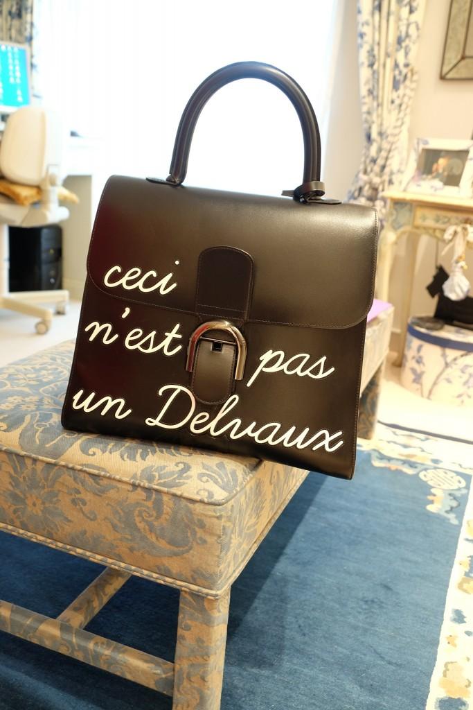 Delvaux Tasche, Delvaux bag, Delvaux sac, ceci n´est pas un Delvaux, Modeblog, Fashionblog, Fashion blog, Lieblingsstil