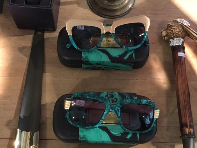 Sonnenbrillen Atelier Rolf Buck, Vaseline Store, Modeblog, Modebloggerin ü40, Lieblingsstil, coole Sonnenbrille