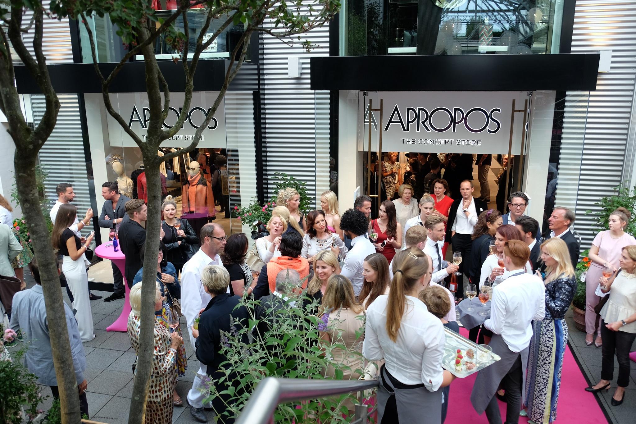 Apropos Concept Store Köln, Apropos Köln, Apropos Reopening Event, Apropos Event, Modeblogger, Modeblog, Fashionblog, Lieblingsstil