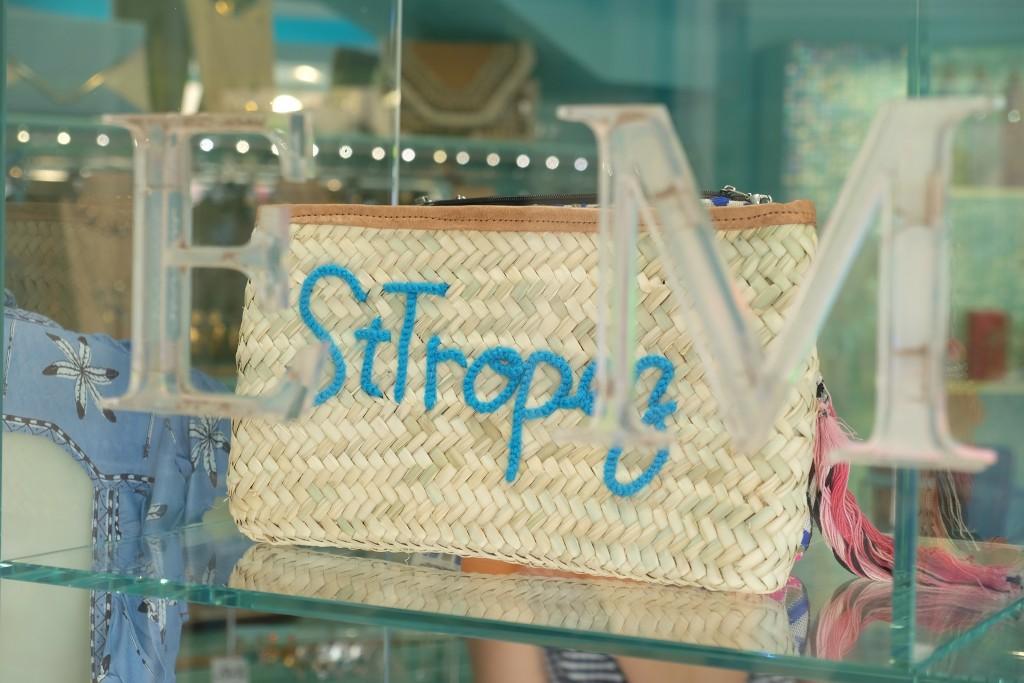 Clutch, big Clutch, flasche Tasche, St. Tropez Clutch, Unterarmtasche, Unterarmtasche groß, Saint Tropez Look, Lieblingsstil