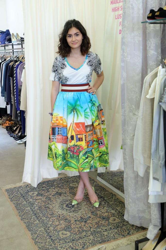 Fluxus Düsseldorf, Vintage Second Hand, Stella Jean Rock, Stella Jean Skirt, Modeblogger, Fashionblogger, Modeblog, Fashion Blog, Lieblingsstil