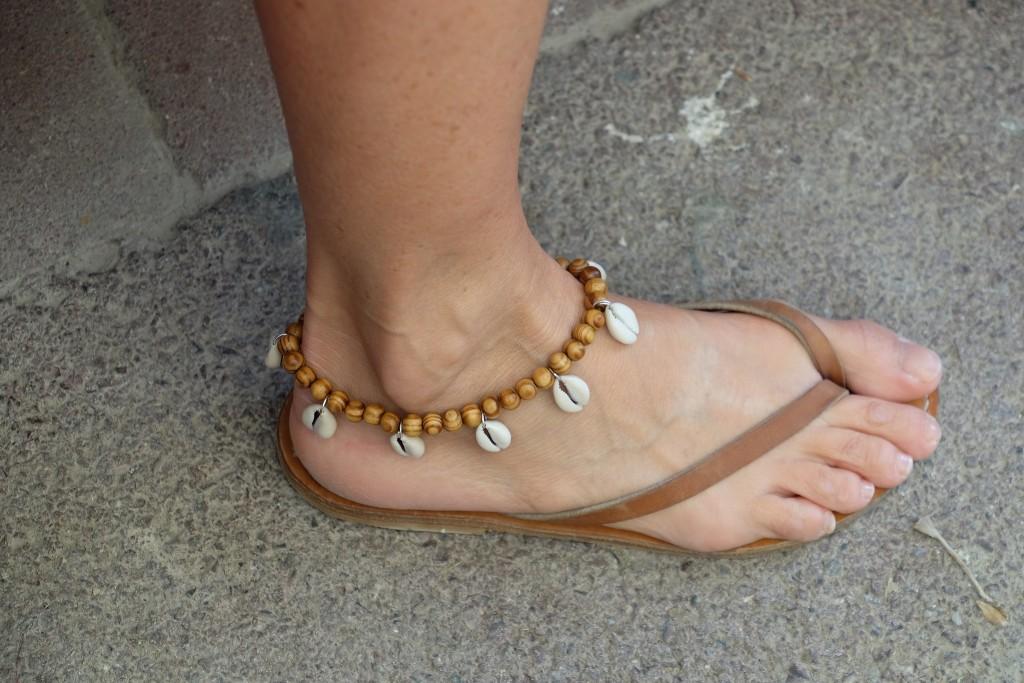 Fußkettchen, Fußkette, St. Tropez Style, St. Tropez Look, Modeblog, Fashionblog, anklet, Lieblingsstil
