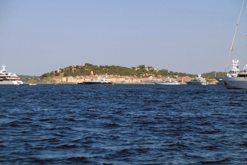 Golf de St. Tropez Abendsonne, Gulf de St. Tropez evening sun, Abendstimmung Meer, Abendstimmung Golf St. Tropez, Abendsonne Bucht St. Tropez, Lifestyle Blog, Lieblingsstil,3