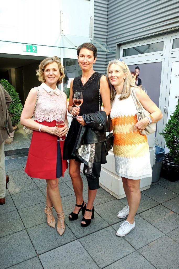 Marion Raddatz (Mitte) mit Freundinnen, Apropos Köln, Modeblog, Lifestyle Blog, Fashion Blog, Lieblingsstil,1