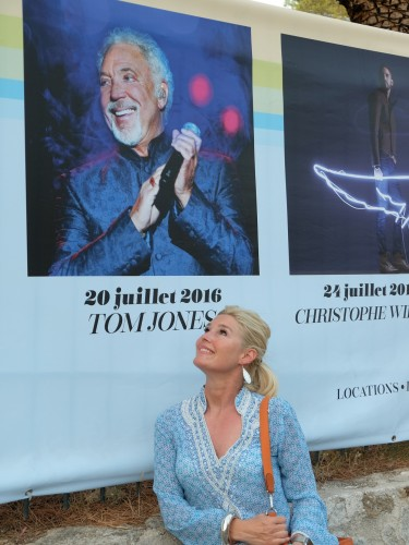 Tom Jones Konzert St. Tropez, Tom Jones, Petra Dieners, Lieblingsstil, Lifestyle Blog, Fashion Blog, Lifstyleblog,